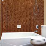 Wavation - MirroFlex - Tub and Shower Walls - Antique Bronze