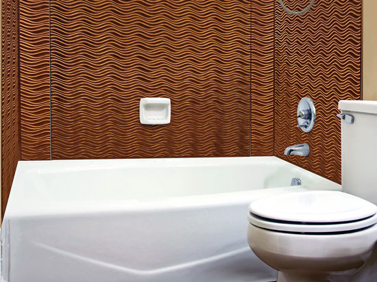 Wavation – MirroFlex – Tub and Shower Walls