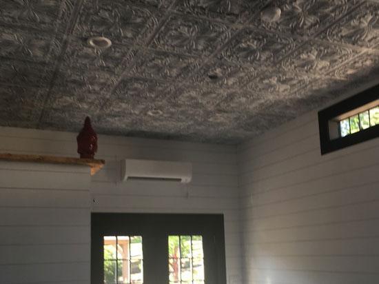 Faux Tin Ceiling Tile – 24 x 24 – #DCT 10
