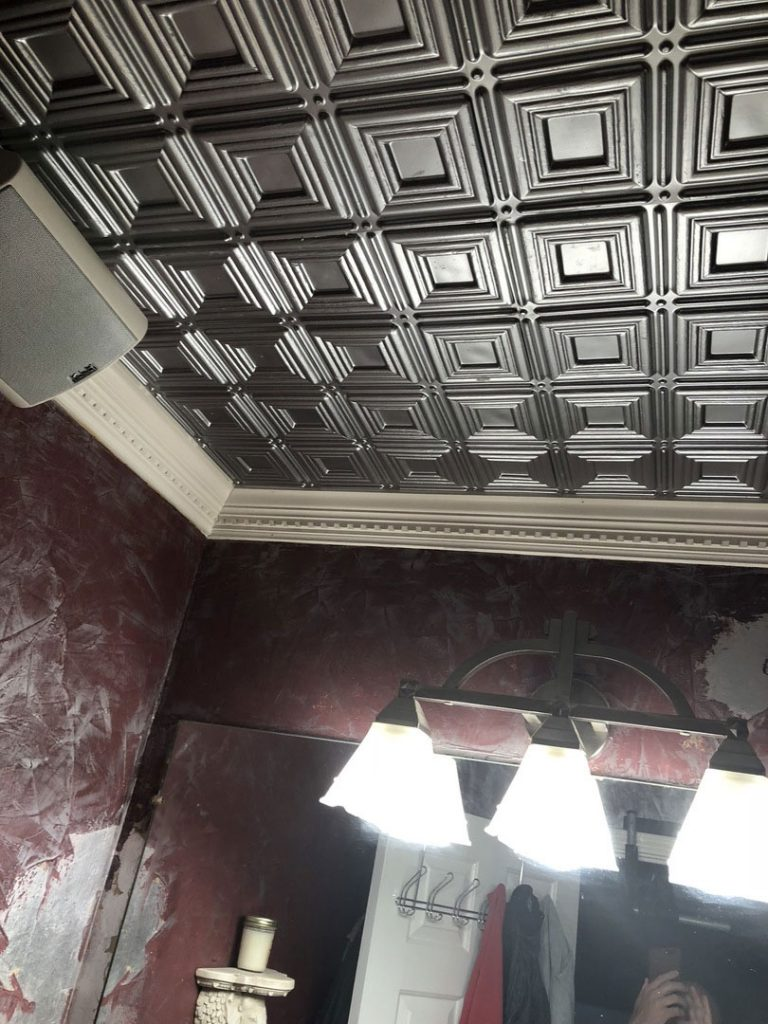 Bathroom Ceiling Tile Ideas Photos DecorativeCeilingTilesnet - Best place to buy ceiling tiles