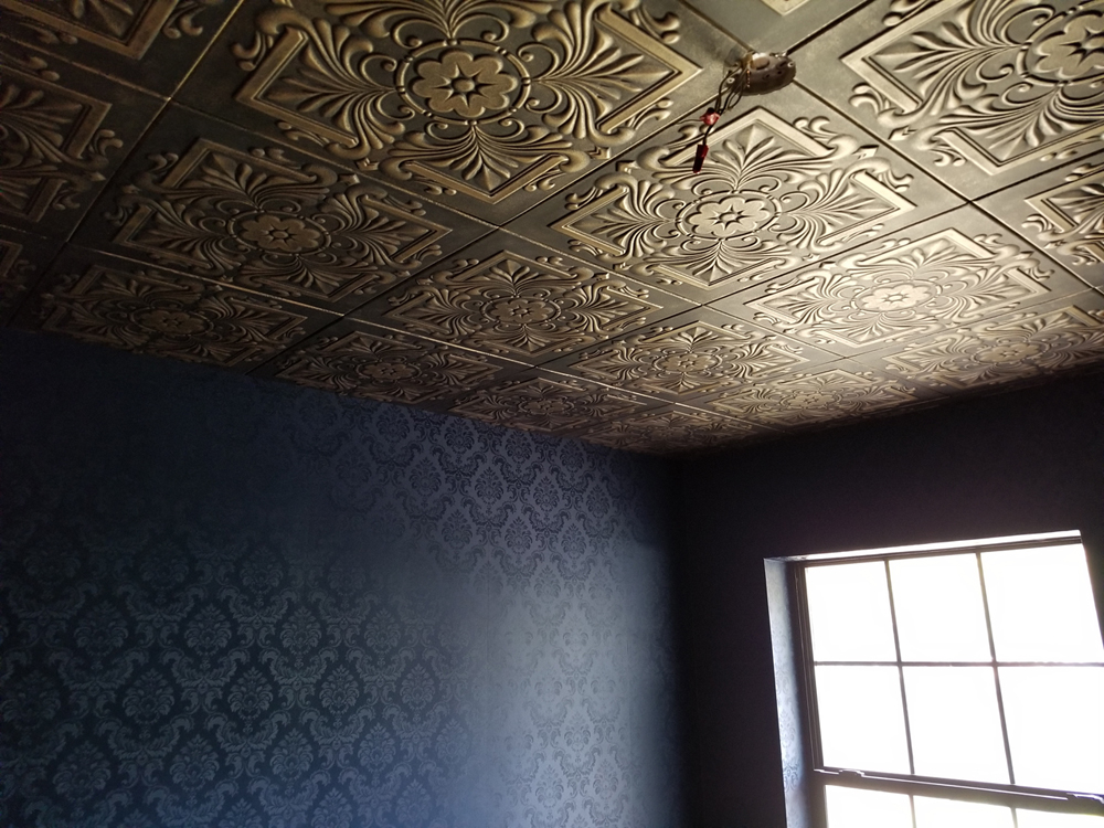 LivingDining Ceiling Tile Ideas Photos DecorativeCeilingTilesnet - Best place to buy ceiling tiles