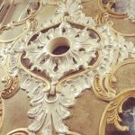 Melchor Diamond - Urethane Ceiling Medallion - #CM70X43ML