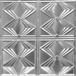 Diamond Jim - Shanko Tin Plated Steel Ceiling Tile - #303