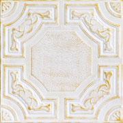 Evergreen Glue-up Styrofoam Ceiling Tile 20 in x 20 in - #R28c