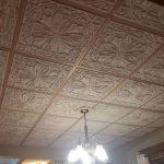 Milan - Faux Tin Ceiling Tile - 24 x 24 - #DCT 10