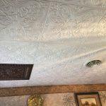 """Spanish silver - Styrofoam Ceiling Tile - 20""""x20"""" - R139"""