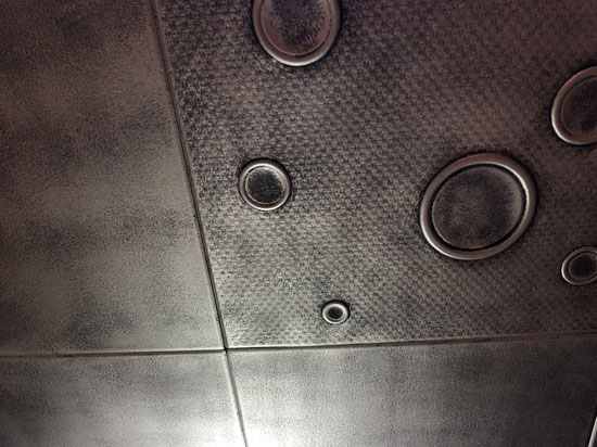 Bruno – Styrofoam Ceiling Tile – 20″x20″ – #R115