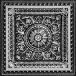 "La Scala - Faux Tin Ceiling Tile - 24""x24"" - #223"