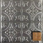Queen Victoria – Aluminum Ceiling Tile – #1204