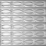 Ribbons - N - Bows - Aluminum Ceiling Tile - #0303