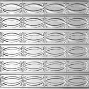 Ribbons - N - Bows - Aluminum Ceiling Tile - #0303