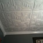 "Country Wheat - Styrofoam Ceiling Tile - 20""x20"" - #R60"
