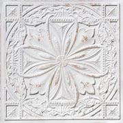 Faux Tin Ceiling Tile – 24 x 24 – #DCT 10