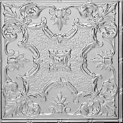 "Fond Du Lac - Tin Ceiling Tile - 24""x24"" - #2443"