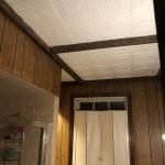 """Nested Squares - Styrofoam Ceiling Tile - 20""""x20"""" - #R11"""