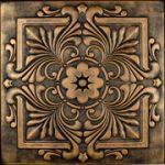 "Victorian - Styrofoam Ceiling Tile - 20""x20"" - #R14"