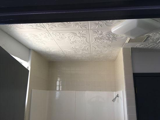 Styrofoam Ceiling Tiles – 20″x20″