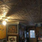 Diamond Wreath Glue Up Styrofoam Ceiling Tile 20x20 - #R02