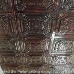 elizabethan_shield_faux_tin_ceiling_ tile_24x24_dct04_old_black_white