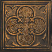 Gael - Tin Ceiling Tile By Shanko - #540