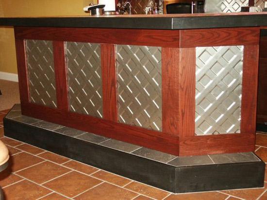Lattice – Aluminum Ceiling Tile – 24″x24″ – #2440