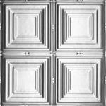 Madison Square – Tin Ceiling Tile – #1201
