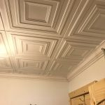 Schoolhouse – Faux Tin Ceiling Tile – #222