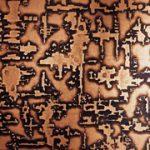 Antique Copper Laminate Ore - NuMetal - #C431