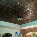 Argonaut - Faux Tin Ceiling Tile - 24 in x 24 in - #DCT01