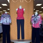"Cascade - MirroFlex - Wall Panels Pack - Installed at ""Cato Clothing"""
