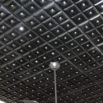 Diamonds in The Sky - Faux Leather Tile - #DCT LRT19