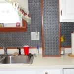 1 1/4 in Pattern - Faux Tin Backsplash Roll - #WC 20