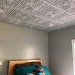 Milan - Faux Tin Ceiling Tile - 24 in x 24 in - #DCT 10
