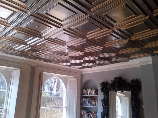 Georgian – MirroFlex – Ceiling Tiles Pack