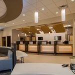 Gobi - MirroFlex - Wall Panels Pack - Installed at a Credit Union - USA