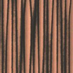 Antique Copper Laminate Reeds - NuMetal - #402 PTK