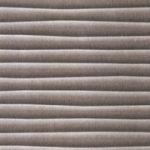 Brushed Aluminum Ridges Laminate - NuMetal - #924 PGQ