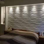 Ocean 2ft. x 2ft. Seamless Glue-up Wall Panel (64 Sq. Ft. / Pack)