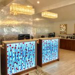 "LumiSplash – LumiSplash Kit - Installed at ""Timber Valley Hotel"" - Roseburg, USA"