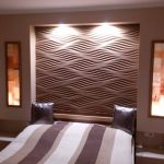 Wind 2ft. x 2ft. Seamless Glue-up Wall Panel