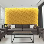 Wind 2ft. x 2ft. Seamless Glue-up Wall Panel (64 Sq. Ft. / Pack)