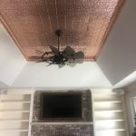 Egg – N – Dart Copper Cornice – Nail up – #EC0350