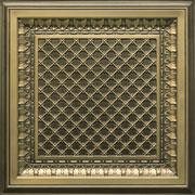 Faux Tin Ceiling Tile - #501