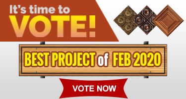PHOTO CONTEST - Best Project of Feb 2020 - Vote Now