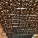 Gothic Reims – Faux Tin Ceiling Tile – 24″x24″ – #150
