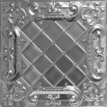 Romeo, Romeo – Shanko Tin Plated Steel Ceiling Tile – #502
