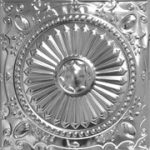 Shanko - Tin Plated Steel - Wall and Ceiling Patterns - #525