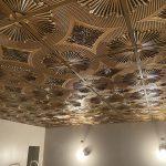 Sunset Boulevard – Faux Tin Ceiling Tile – 24″x24″ – #201