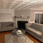 Chestnut Grove Glue-up Styrofoam Ceiling Tile 20″x20″ – #R 31