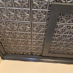 Faux Tin Ceiling Tile - 24 in x 24 in - #290